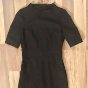 J Crew Black Dress - Size 0